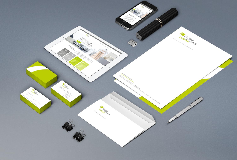 Neues Corporate Design & neuer Webauftritt